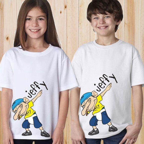 386c989e1d6a Jeffy SML Custom T-Shirt | Products | Shirts, T shirt, T shirts for ...