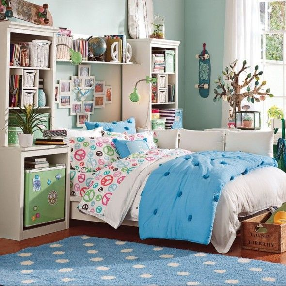 Room · Awesome Bedroom Sets Outdoors Theme | Bright Chic Teen Bedroom  Decoration ...