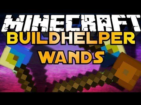 Minecraft Buildhelper Mod For Minecraft 1 11 2 X2f 1 10 2