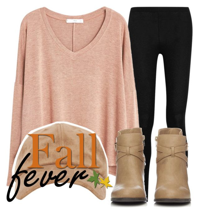 """""""Fall Fever"""" by volleyballspikr ❤ liked on Polyvore featuring Donna Karan, MANGO and Wallis"""
