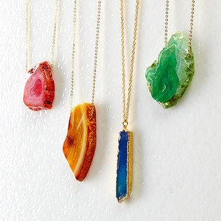 Enchanting Agate: Women's Jewelry
