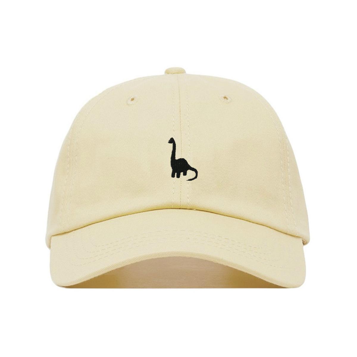 Personalized YouCustomizeIt Dinosaur Print Baby Hat Beanie