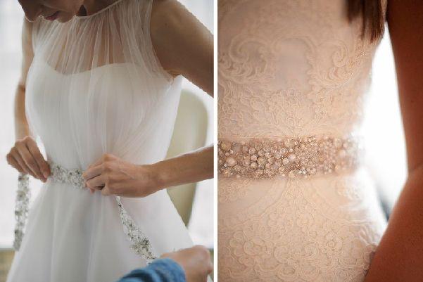 Vestidos de novia para la noche