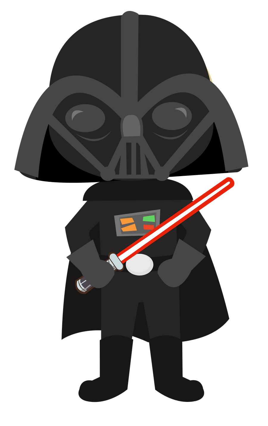 star wars minus felt board images pinterest star darth rh pinterest com darth vader face clipart darth vader clip art free