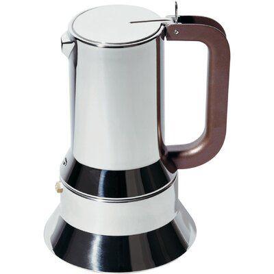 Alessi Alessi Richard Sapper Espresso Maker | Perigold #espressocoffee