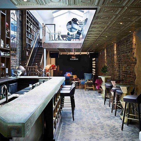 Library covent garden 16 incredible library bars in - Bj s wholesale club garden city ny ...