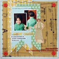 A Project by BabyBokChoy from our Scrapbooking Gallery originally submitted 05/17/12 at 07:51 PM