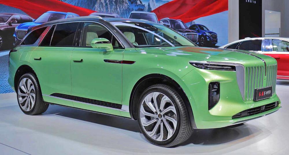 هونغ تشي إي أتش أس9 الجديدة بالكامل 2021 أفخم سيارات الدفع الرباعي الصينية على الاطلاق موقع ويلز Car Toy Car Suv