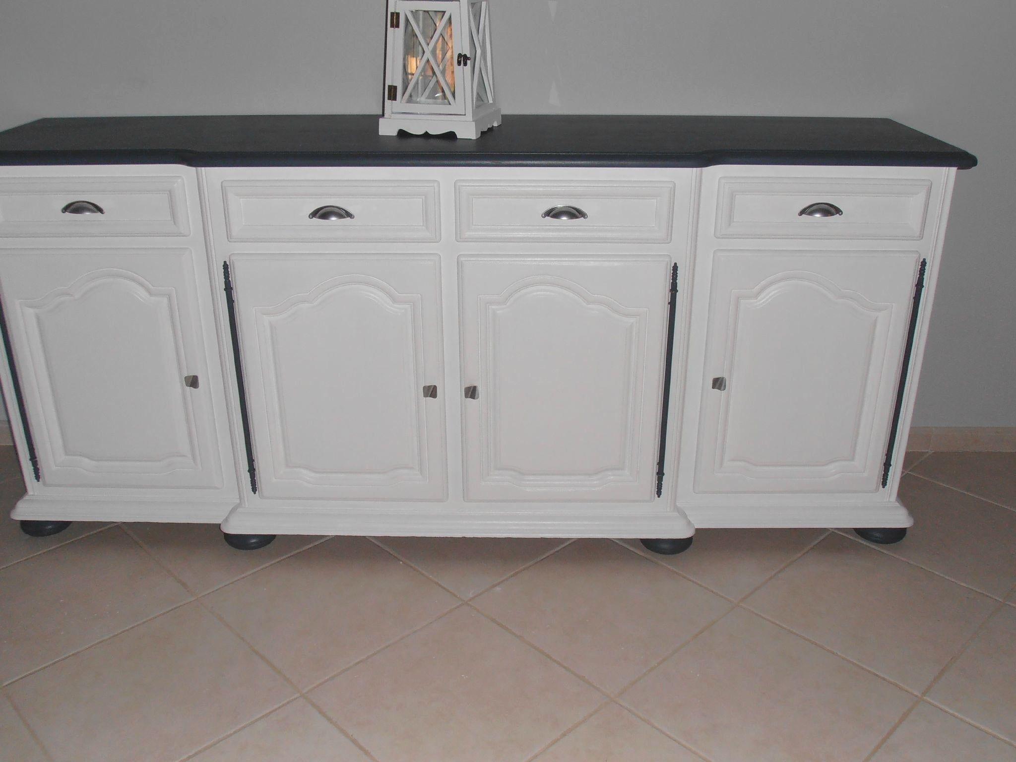 Comment peindre un meuble en bois vernis repeindre sans le Peindre table en bois sans poncer