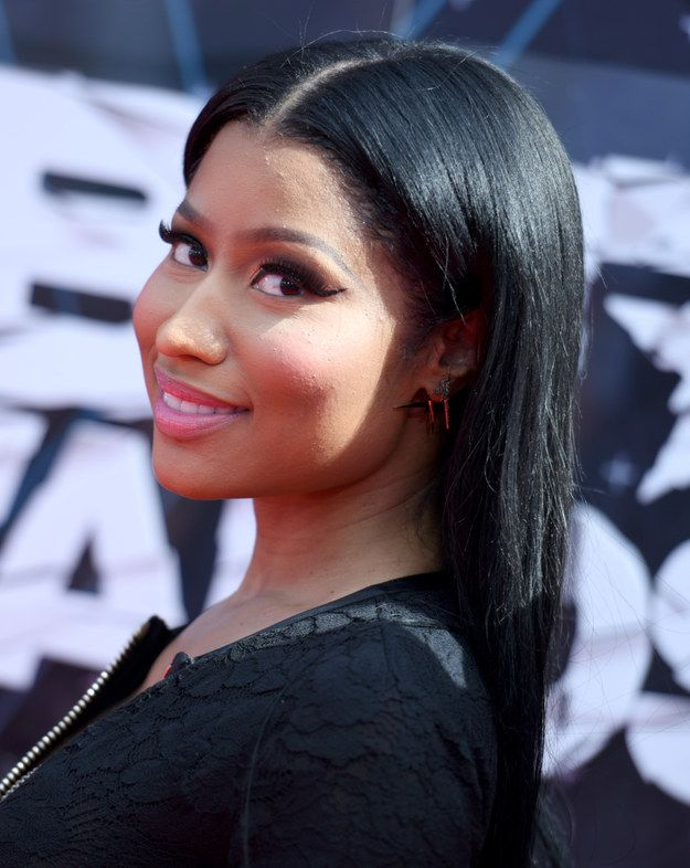 Nicki Minaj Pretty HairstylesHairstyles 2016Celebrity