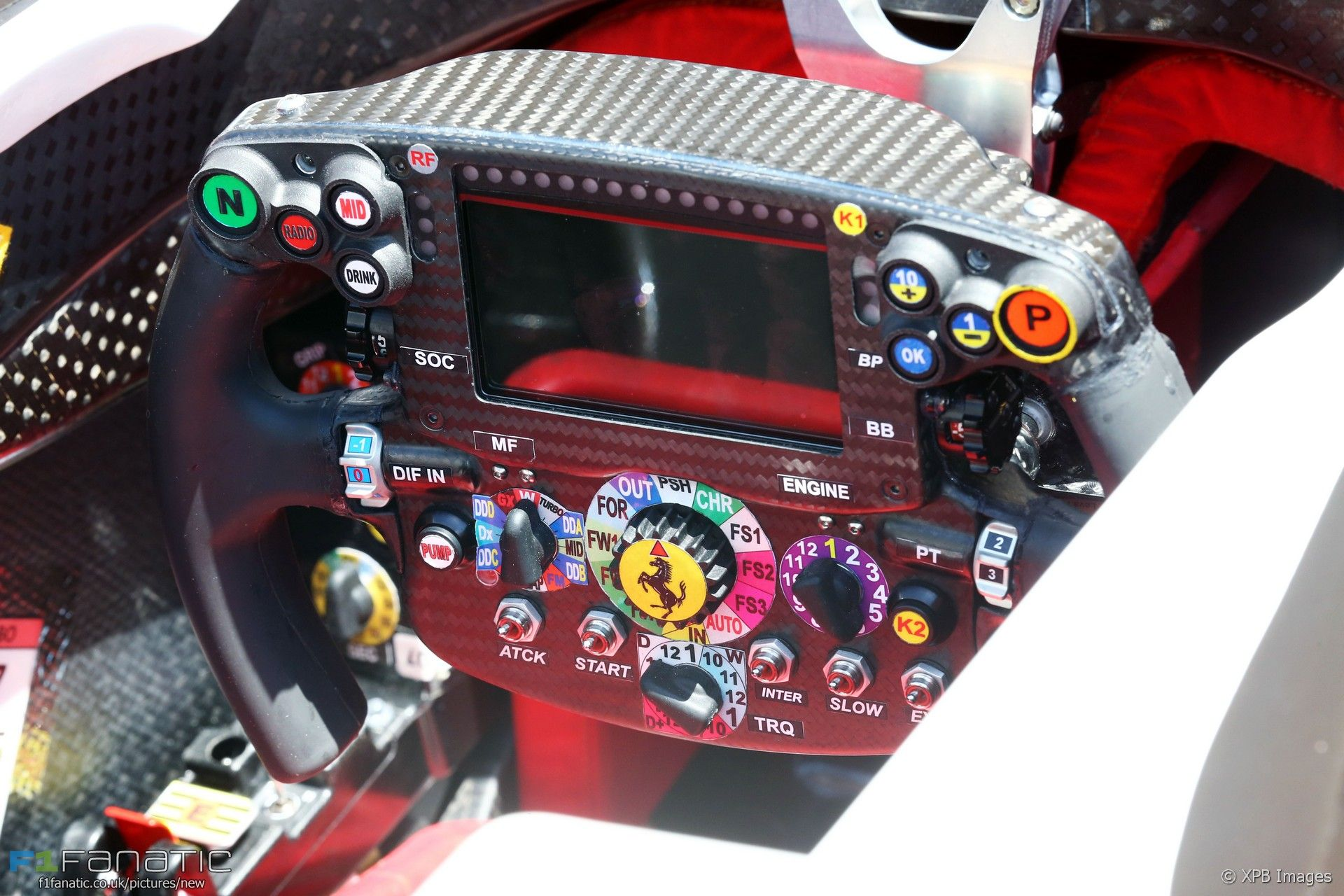 ferrari steering wheel bahrain international circuit 2016 f1 2016 pinterest ferrari. Black Bedroom Furniture Sets. Home Design Ideas