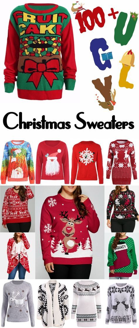 100 Awesome Ugly Christmas Sweaters Start At 10 Coupon Code