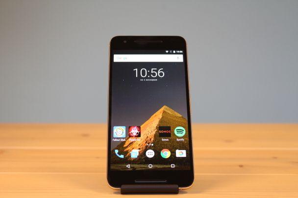 Huawei Nexus 6P - De beste Android-smartphone van 2015.
