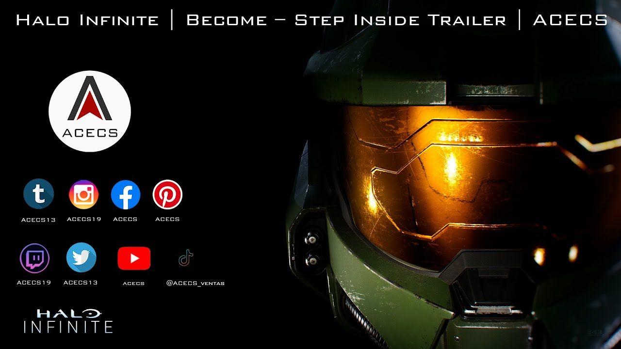 Halo Infinite Step Inside Trailer ACECS in