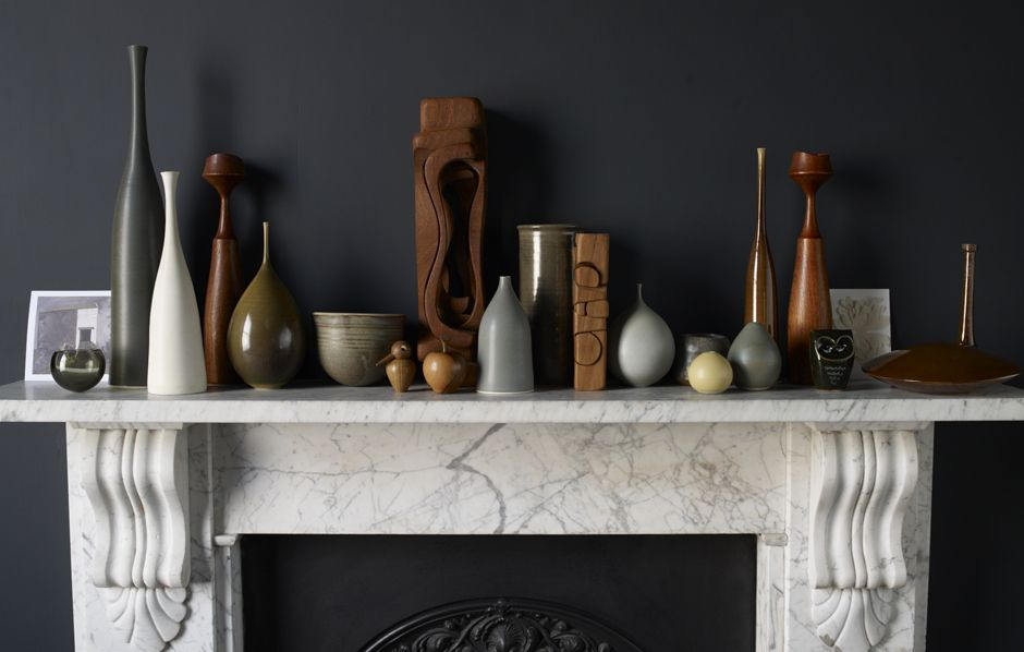 Dream mantle. Now I want to paint everything black!