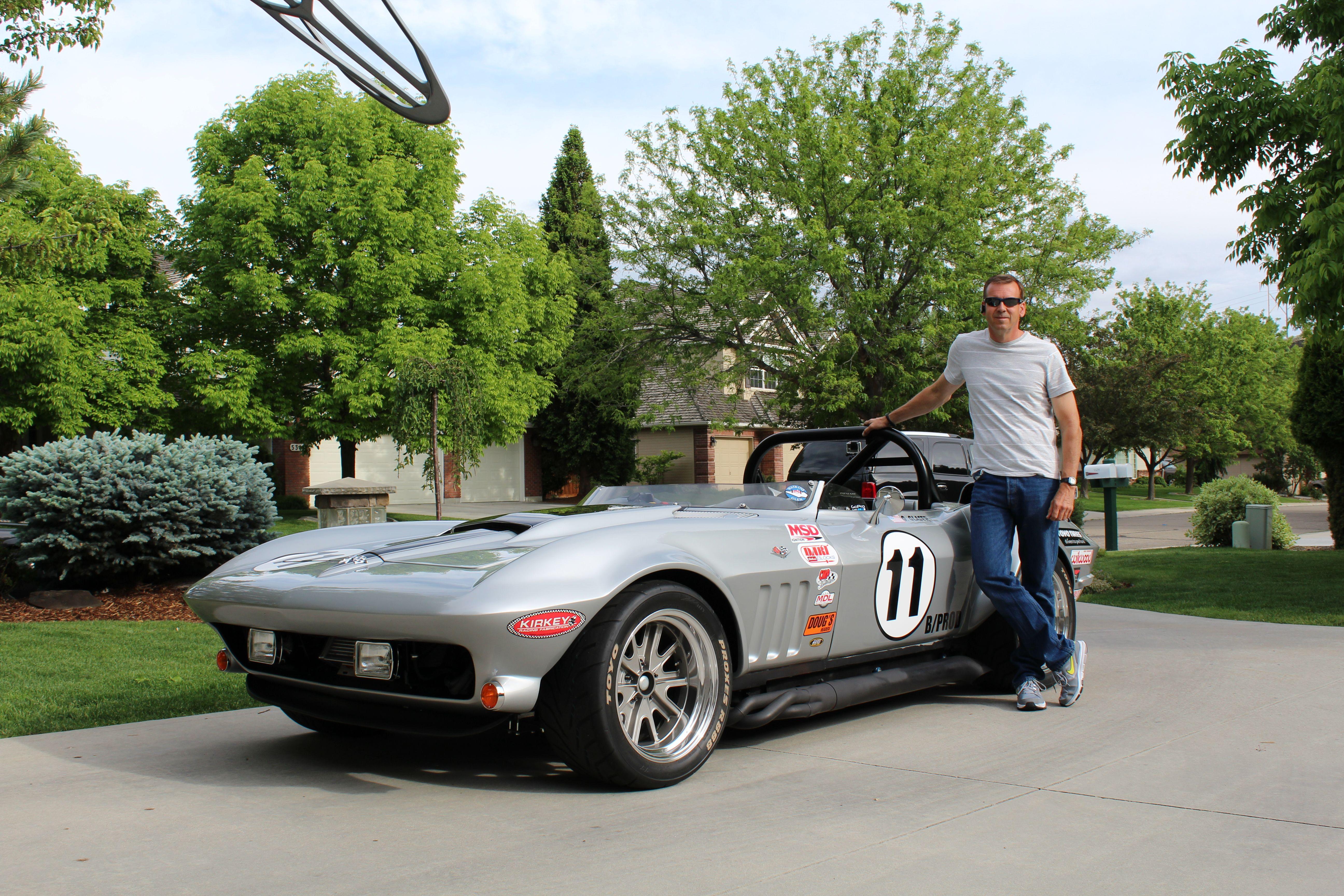 restored 1966 Corvette racer | 1966 Corvette original Racer