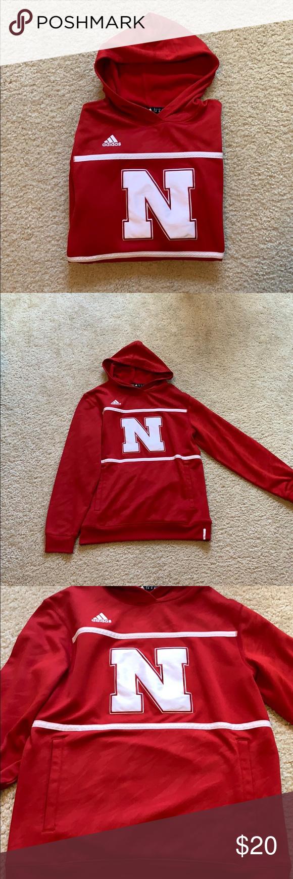 Unisex Nebraska Hoodie Hoodies Clothes Design Sweatshirt Shirt [ 1740 x 580 Pixel ]