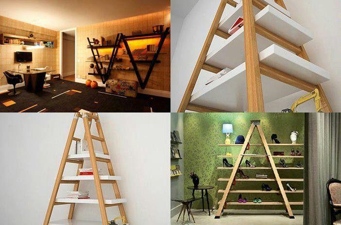Escaleras distintas