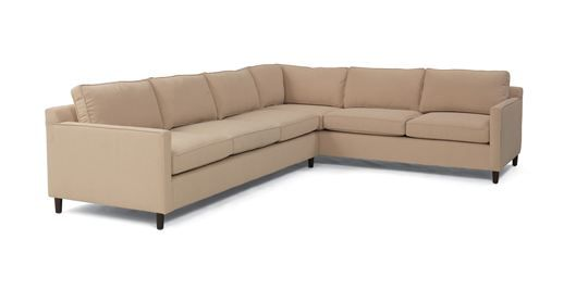 Mitchell Gold Bob Williams Martin Sectional Your