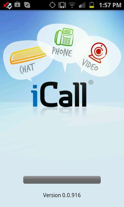 iCall Free Calls + Text screenshot Tech company logos