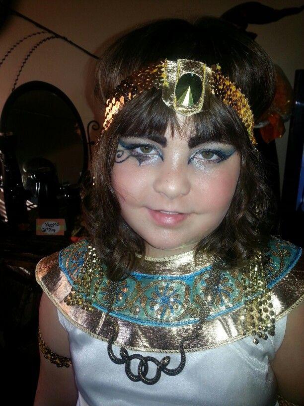 Kids Cleopatra Makeup