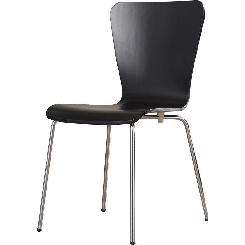 Zipcode Design Francesca Solid Wood Dining Chair & Reviews | Wayfair ...