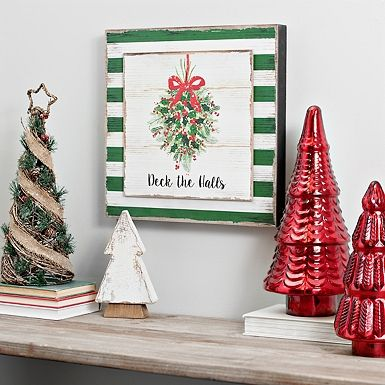 Holy Night Wooden Wall Plaque CHRISTMAS CANVAS!!! Pinterest