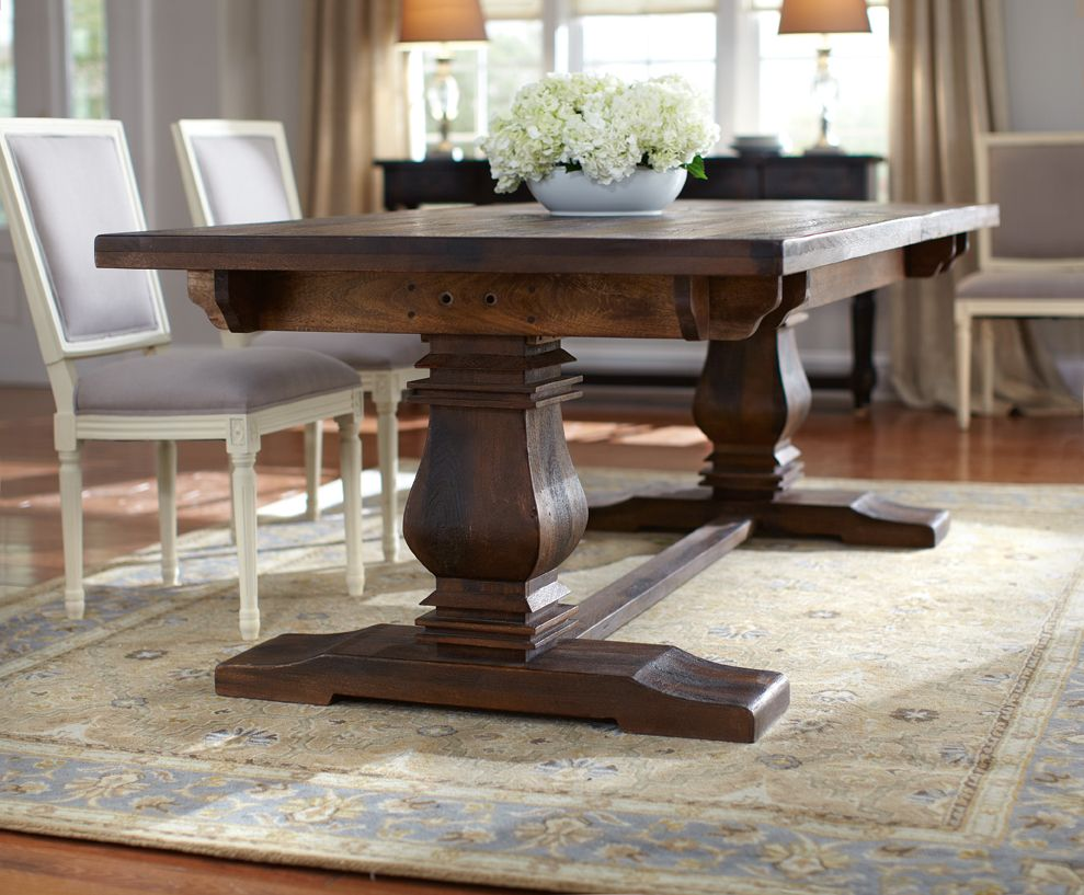 Dining room lighting ideas at the home depot dining room for Dining room tables home depot