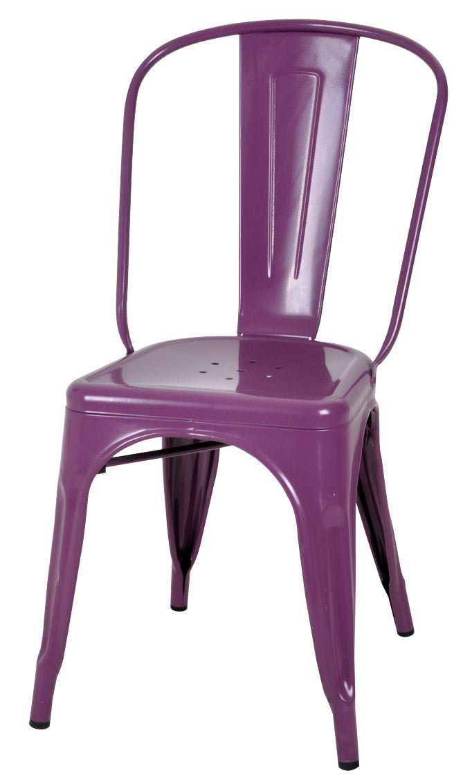Paris Chair #Purple