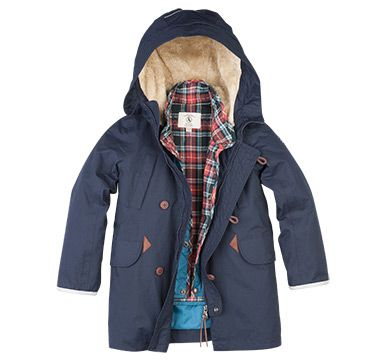 Germin Night Blue Enfant - Parka MTD®