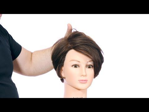 Step By Step Layered Bob Haircut Tutorial Thesalonguy Youtube Short Layered Bob Haircuts Layered Bob Haircuts Short Layered Bob Hairstyles