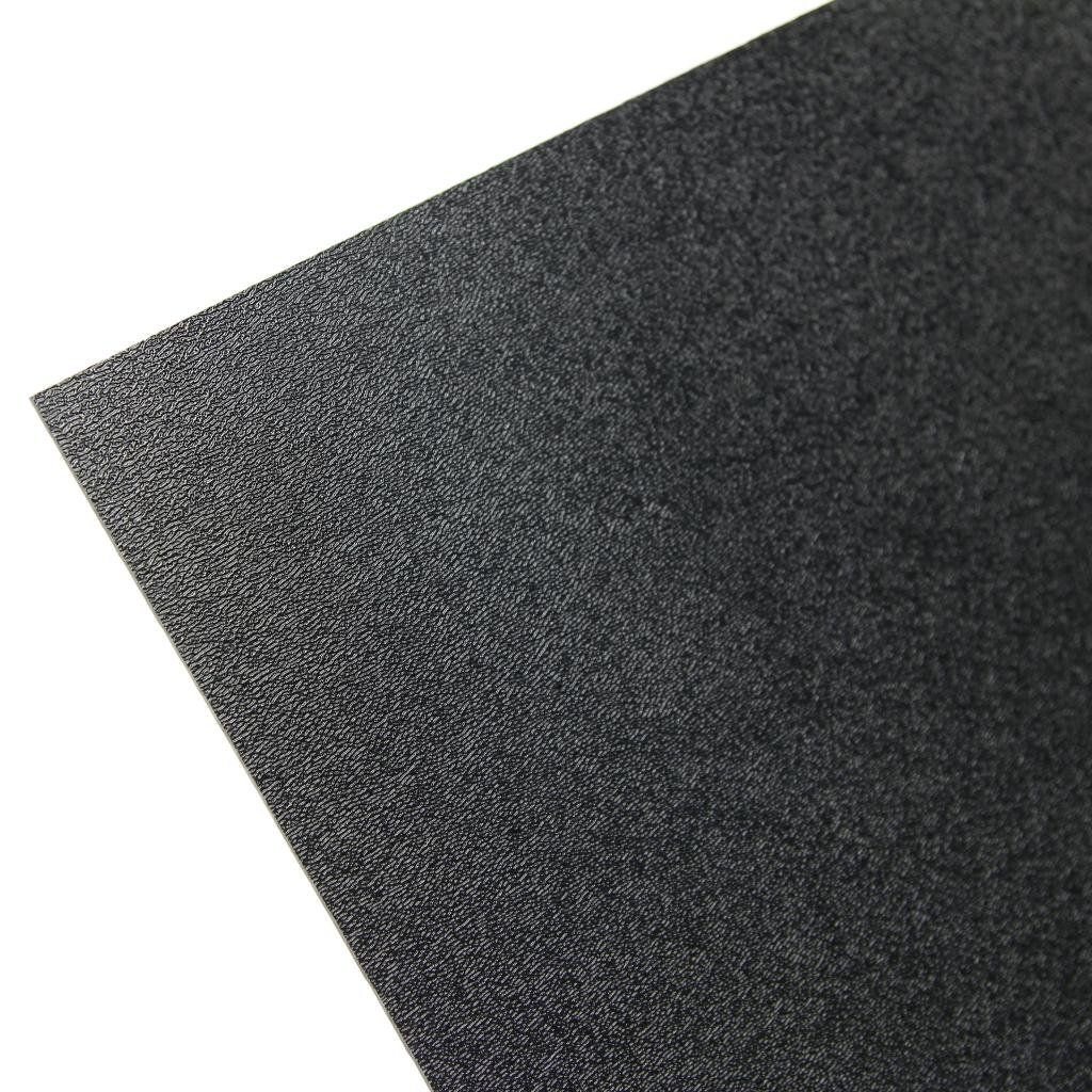 Abs Sheet 060 Thick Black 12 X 12 Nominal 8pack Abs Plastic Raw Materials Amazon Com Industrial Scientific Kydex Sheet Plastic Sheets Kydex