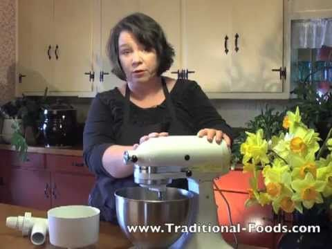 KitchenAid Grain Grinder (+playlist)