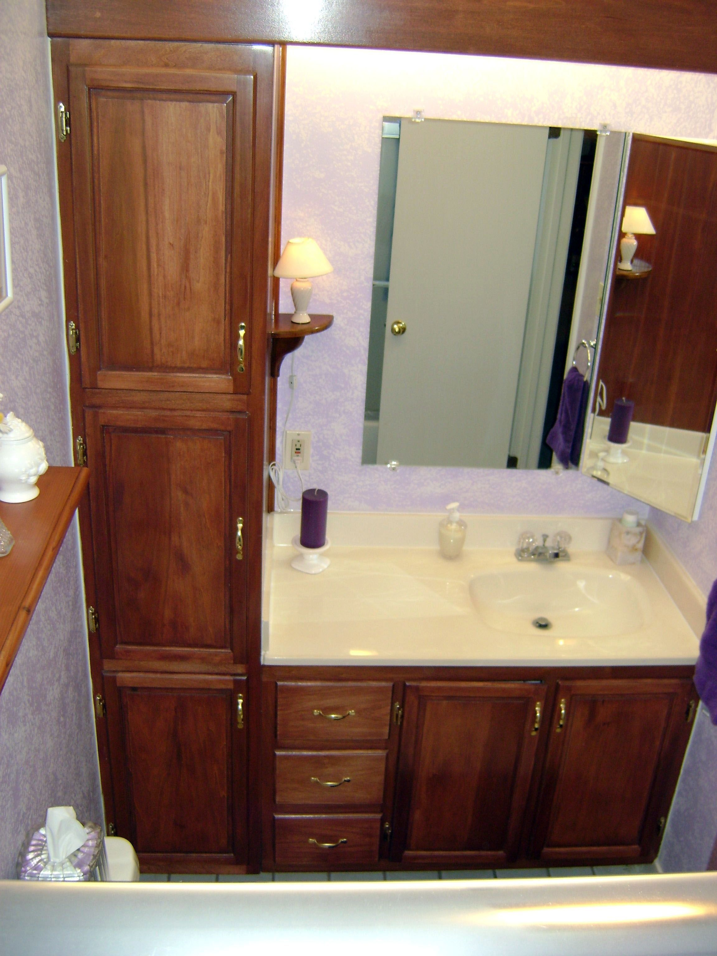 Design Tips To Create A Small Restroom Much Better ...