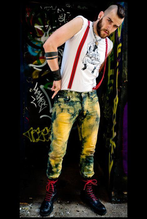 abeardedboy: Inked Kenny/ www.inkedkenny.com