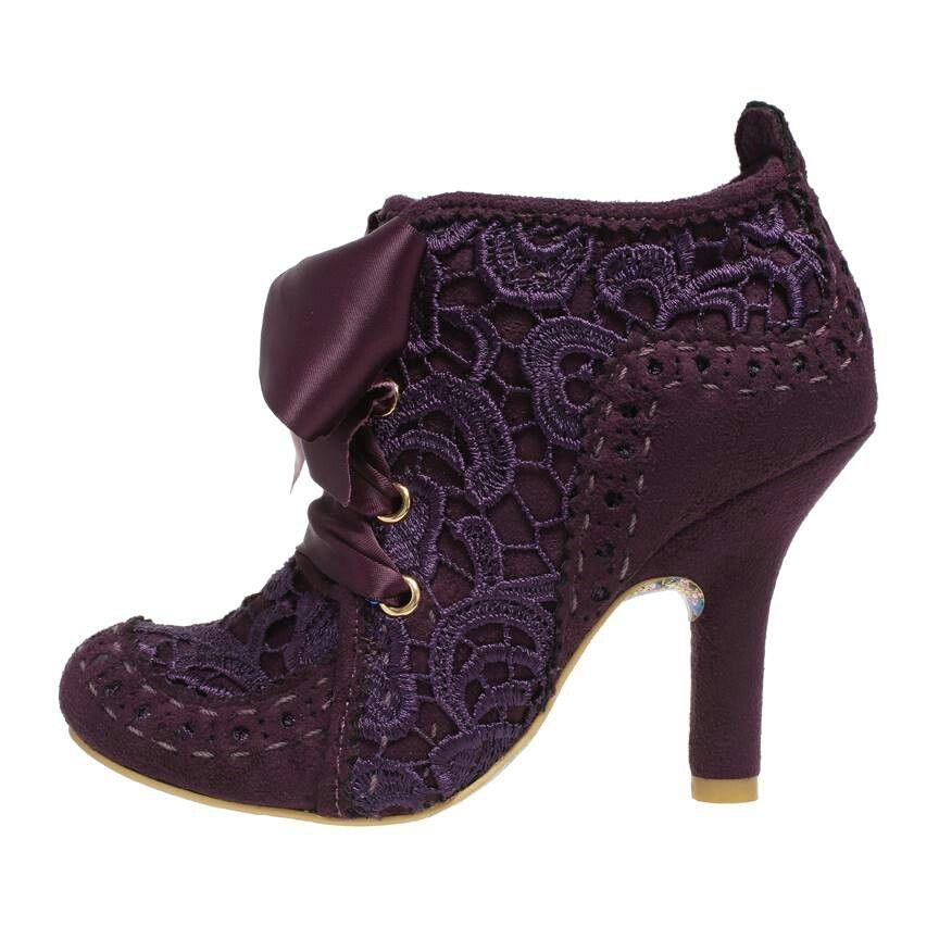 Fancy Purple Shoe
