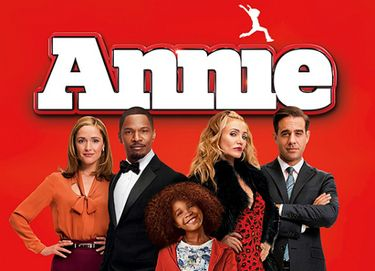 It's a hard knock life for #Annie as we say #HitStop!