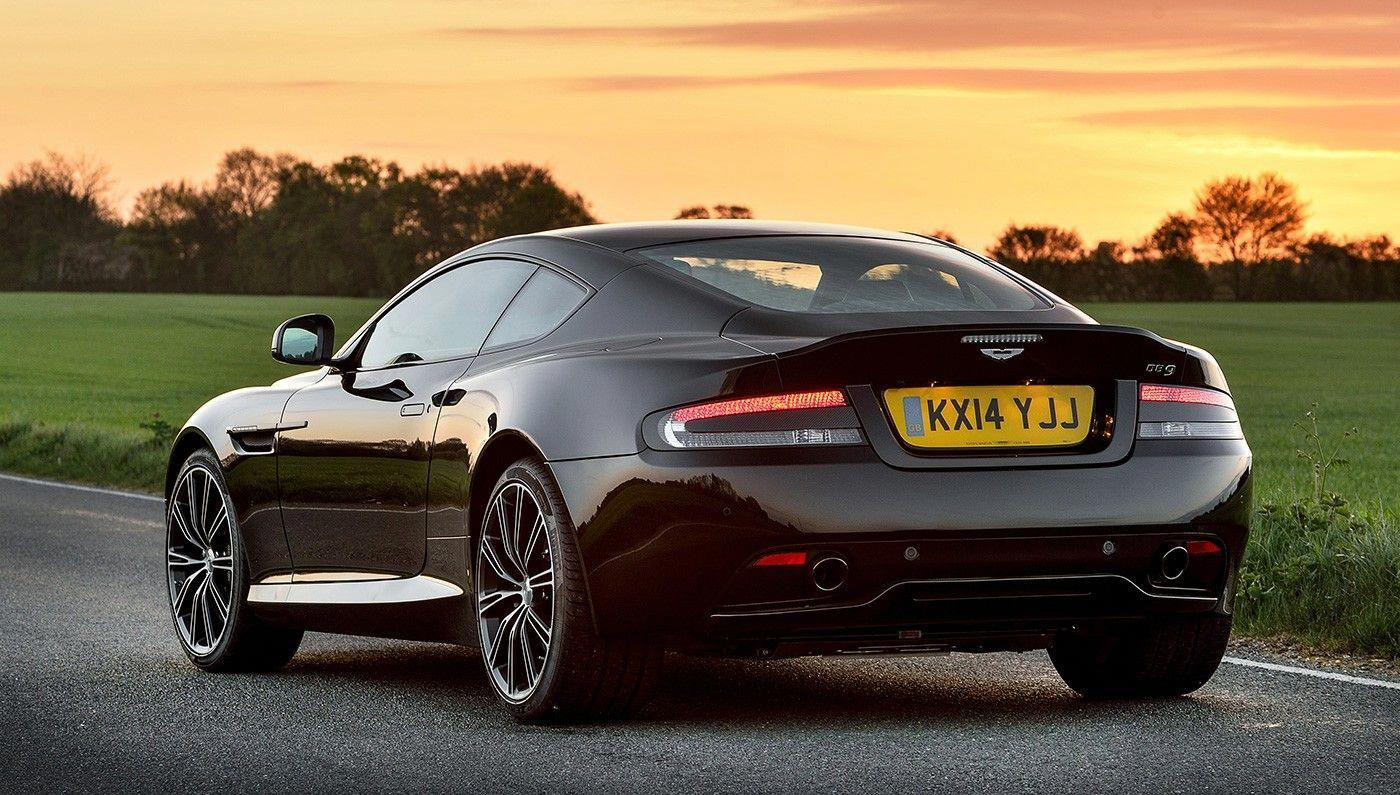 Aston Martin Db9 Carbon Black 10 Luxury Cars In Black For A Night On The Town Slideshow Astonmartindb9 Autos Modelos