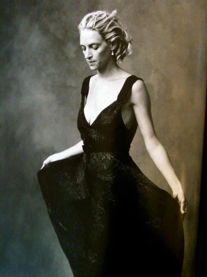 Uma Thurman By Annie Leibovitz Annie Leibovitz Portraits