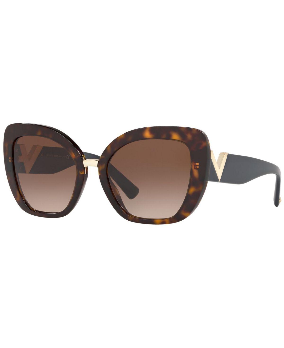 Sunglass Hut Fashion Advertisement: Valentino Sunglasses, VA4057 54 & Reviews