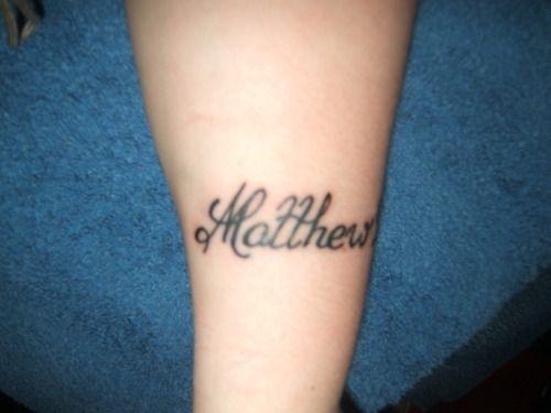 matthew tattoo google search ink pinterest more tattoo ideas. Black Bedroom Furniture Sets. Home Design Ideas