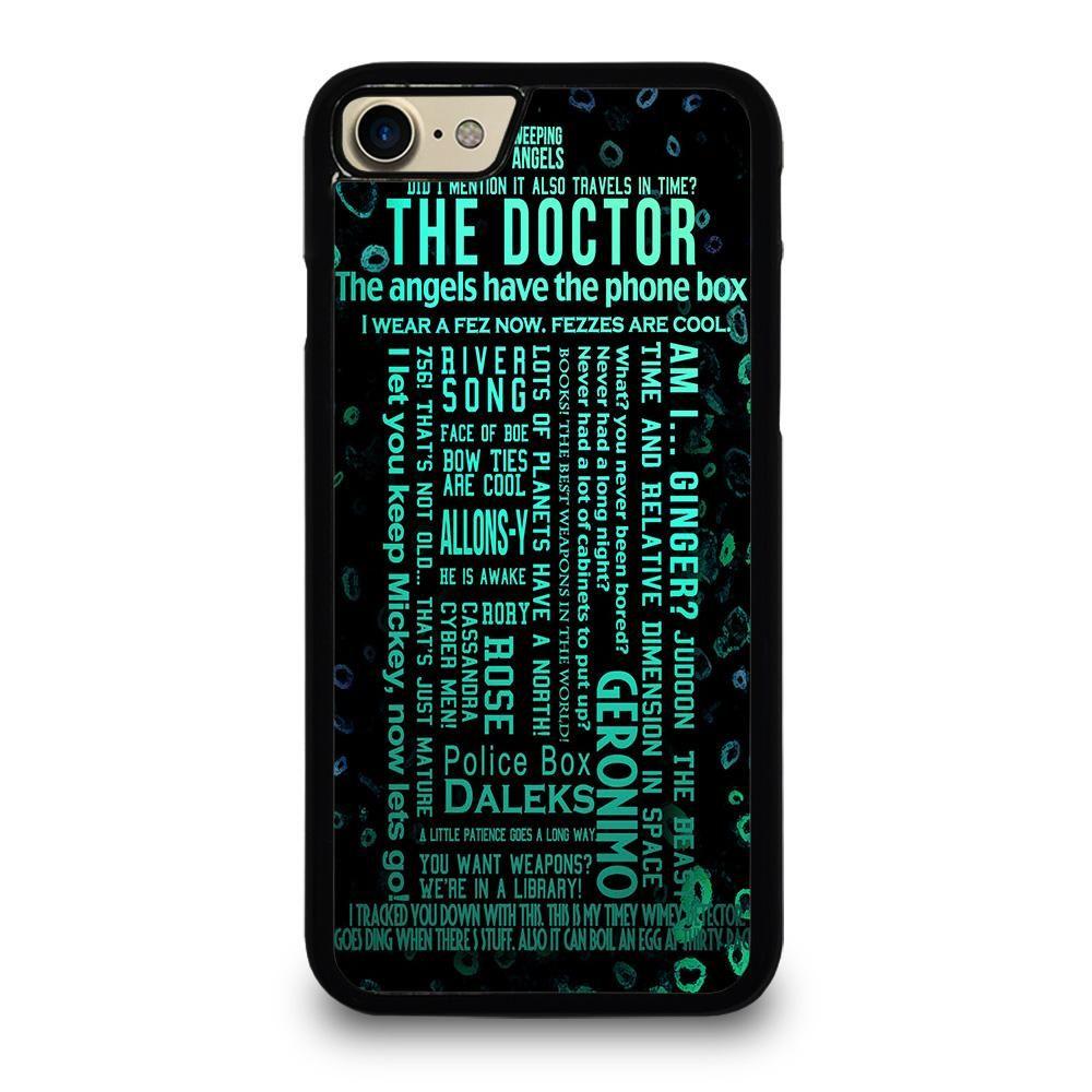 DOCTOR WHO TARDIS iPhone7 Case Vendor: Casefine Type: iPhone 7 ...