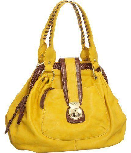 Yellow Limited Edition Celina Satchel Vitalio Vera, http://www.amazon.com/dp/B006RKJ  7V0/ref=cm_sw_r_pi_dp_NGtlqb11KB3  G4  On to yellow handbags!