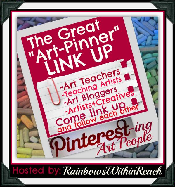 Pinterest Directory: Art Teachers + Artists