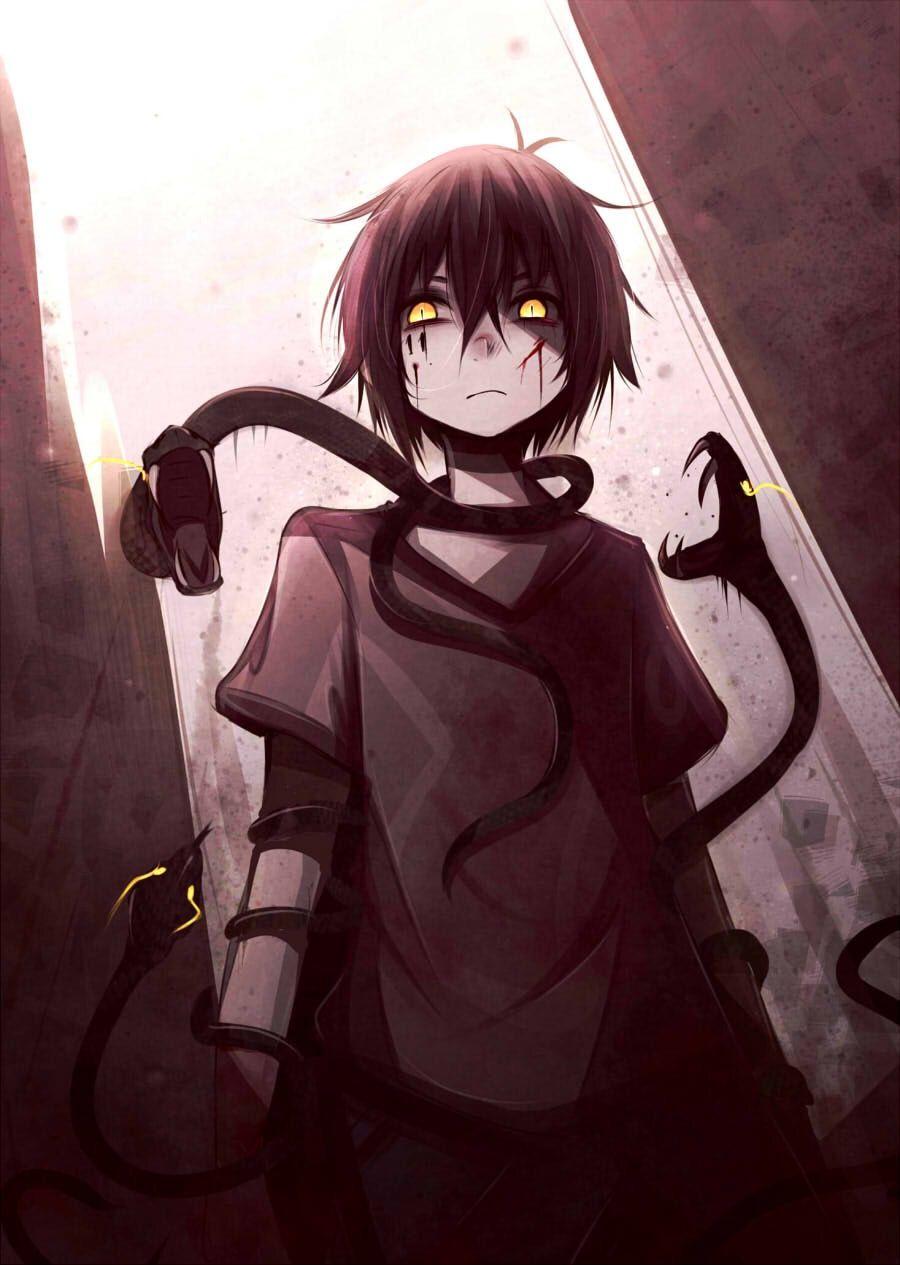 Zeno jeune moitié possédé par shikei shikei aller zeno tue moi ces enfants et ça sera finis