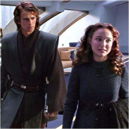 Anakin Padme Amidala Star Wars Anakin Padme Star Wars Characters