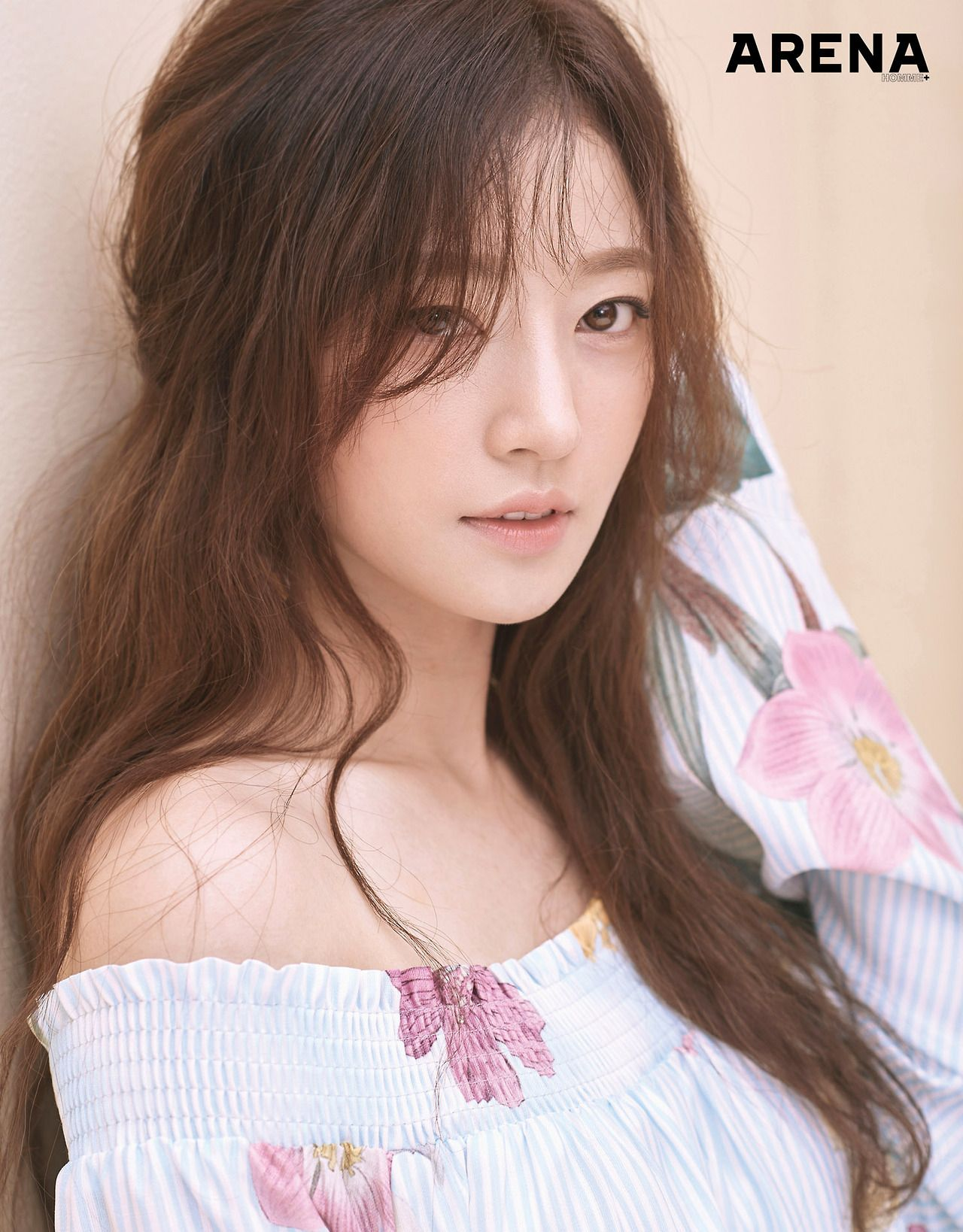Song Ha Yoon Arena Homme Plus Magazine August Korean Photoshoots Korean Actresses Real Beauty Hairstyles Haircuts