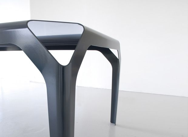Feiz design studio project plat table d e t a i l for Tisch eins design studio