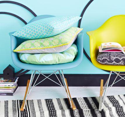 Möbel im Pop-Art-Stil | Dekorieren, Einrichtung und Wohnen