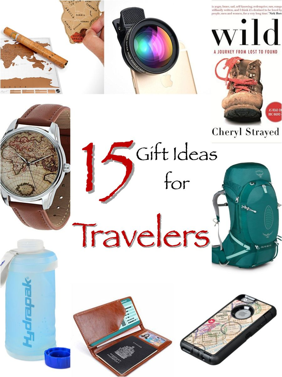 Looking for a great gift for a friend that loves travelling? Or ...